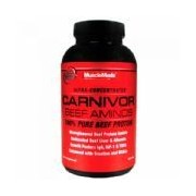 Carnivor Beef Aminos 270 tabletes - MuscleMeds