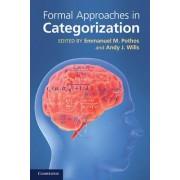 Formal Approaches in Categorization by Emmanuel M. Pothos