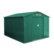 G21 GAH 730 - 251 x 291 cm-es kerti fém ház, zöld