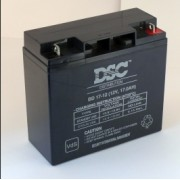 DSC ES17/12B akkumulátor