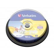 DVD+RW 8cm za kameru Verbatim 1/10