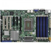 SUPERMICRO H8SGL-F - Carte-mère - ATX - Socket G34 - AMD SR5650/SP5100 - 2 x Gigabit LAN - carte graphique embarquée