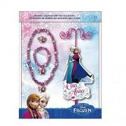Frozen - Set Cuelga Joyas y Joyas (Kids WD16109)