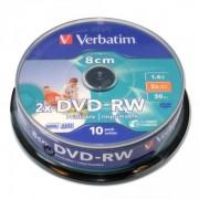 DVD-RW 8cm za kameru Verbatim 1/10