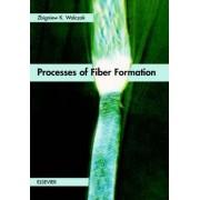 Processes of Fiber Formation by Zbigniew K. Walczak