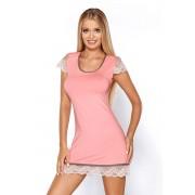 Neglijeu elegant Roxy Pink