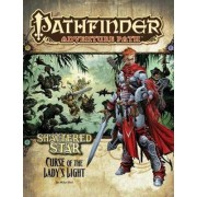 Pathfinder Adventure Path: Shattered Star Part 2 - Curse of the Lady's Light by Mike Shel