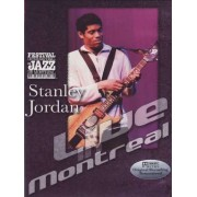 Stanley Jordan - Live In Montreal (1990) (0602498116609) (1 DVD)