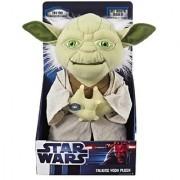 Star Wars 12-inch Interactive Yoda Talking Plush