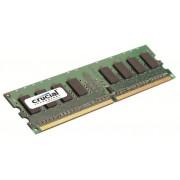 Crucial CT12864AA800 1GB DDR2 800MHz/PC2-6400 Memory Non-ECC Unbuffer