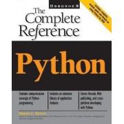 Python by Martin C. Brown
