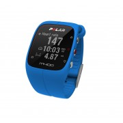 Polar M400 Activity Tracker - Blauw - met hartslagsensor