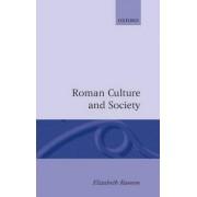 Roman Culture and Society by Elizabeth Rawson