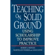 Teaching on Solid Ground by Robert J. Menges