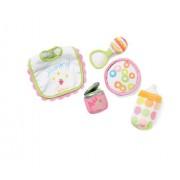 Manhattan Toy 117390 - Set pappa per bambolotto in peluche Baby stella