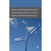 Public and Private Social Policy by Daniel Beland
