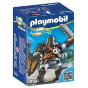 PLAYMOBIL Super 4 Black Colossus Figure Building Kit