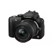 Panasonic DMC-G3WGC 16MP Point and Shoot Camera (Black) with 3x Optical Zoom