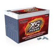 16V AGM Starting Battery, Max Amps 2,000A CA: 500A