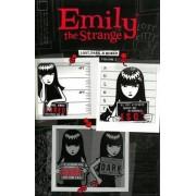 Emily the Strange Volume 1: Lost, Dark, and Bored by Cosmic Debris