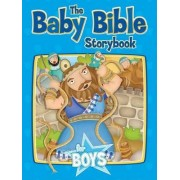 Baby Bible Storybook for Boys by Robin Currie