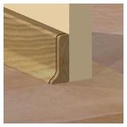 PBD505.40-S4 - Set 4 bucati piese inchidere dreapta culoare stejar pentru plinta PBC505