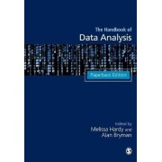 Handbook of Data Analysis by Alan Bryman