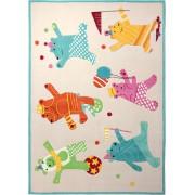 Esprit Teppich Dancing Bears Dancing Bears, 180 x 120 cm (ESP-3818-02)