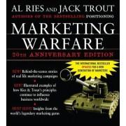 Marketing Warfare: 20th Anniversary Edition by Al Ries