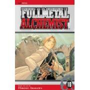 Fullmetal Alchemist: 10 by Hiromu Arakawa