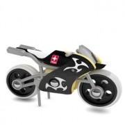 Happy Kids Hape Hape E-Superbike Bamboo