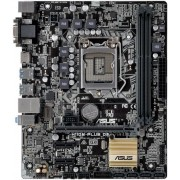 Placa de baza ASUS H110M-PLUS D3, Intel H110, LGA 1151