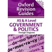 AS and A Level Government and Politics Through Diagrams by Paul Fairclough