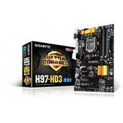 Gigabyte H97-HD3 Carte mère Intel ATX Socket LGA1150