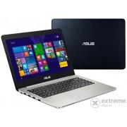 laptop Asus K501LX-DM045D, albastru inchis