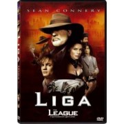 THE LEAGUE OF EXTRAORDINARY GENTLEMEN DVD 2003