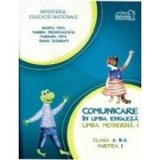 Comunicare in limba engleza cls a II-a partea I limba moderna I + Cd - Bianca Popa Marina Franculescu