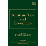 Antitrust Law and Economics by Keith N. Hylton
