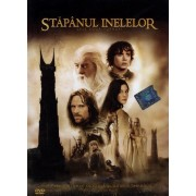 The Lord of the Rings:The Two Towers:Bruce Allpress, Sean Astin, John Bach, Sala Baker, Cate Blanchett, Orlando Bloom, Billy Boyd, Jed Brophy - Stapanul inelelor:Cele doua turnuri (DVD)