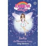 India the Moonstone Fairy by Daisy Meadows