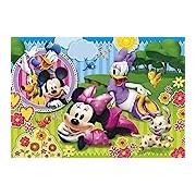 Clementoni 26738.5 Jigsaw Puzzle Maxi 60 Pieces Mickey Mouse Club House: Farm Adventure
