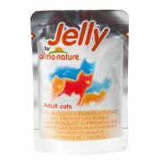 Almo Nature Jelly в паучове 6 x 70 г - риба тон