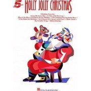 Holly Jolly Christmas by Hal Leonard Publishing Corporation