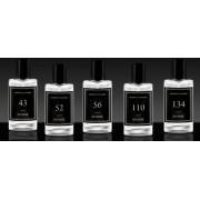 Perfumy INTENSE męskie (dawniej HOT Collection) FM WORLD by Federico Mahora