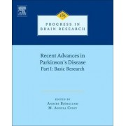 Recent Advances in Parkinsons Disease: Volume 183 by Anders Bjorklund