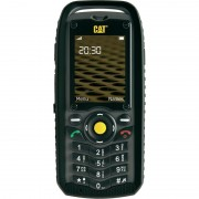 Telefon mobil CAT B25, Dual SIM, Black