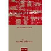 Entrepreneurship by Richard Swedberg