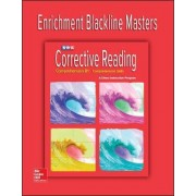 Corrective Reading Comprehension Level B1, Enrichment Blackline Master by McGraw-Hill Education