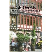 German by Joseph Rosenberg