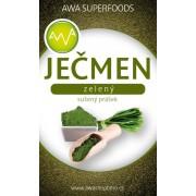 AWA superfoods Mladý ječmen prášek 100g